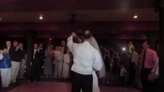 Tango Wedding Dance - Kevin & Susan Brown at Summit Inn Resort Farmington PA 8 June 2013