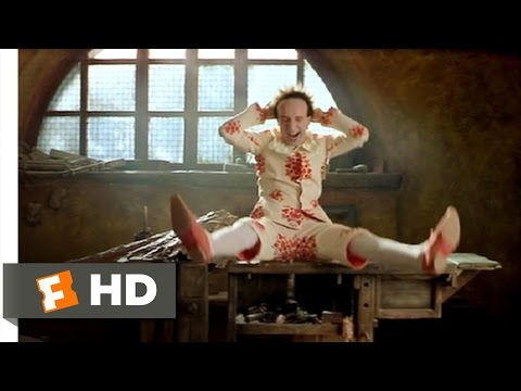 Pinocchio (1/10) Movie CLIP - I'll Call You Pinocchio (2002) HD