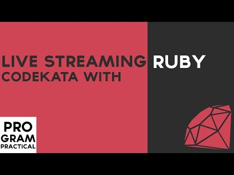 Kata02[Binary Search] with Ruby [Live Stream]