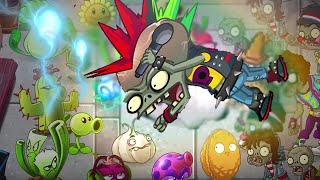 Plants vs. Zombies 2: Neon Mixtape Tour Side B Trailer
