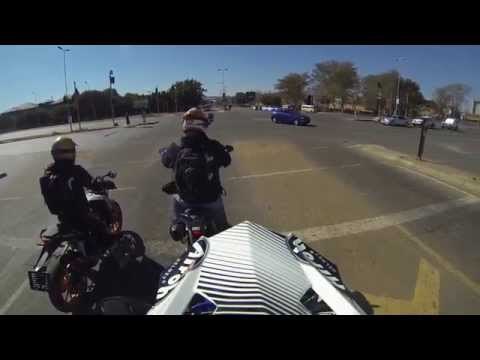 JHB Supermoto - Street Legal, Pretoria Group Ride