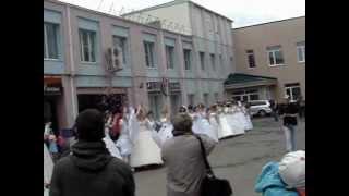 день невест город Большой Камень