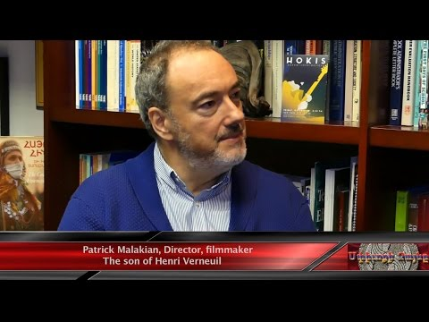 Interview with French Armenian filmmaker and producer Patrick Malakian.