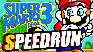SPEEDRUN SUPER MARIO BROS. 3 EN 4 MINUTES