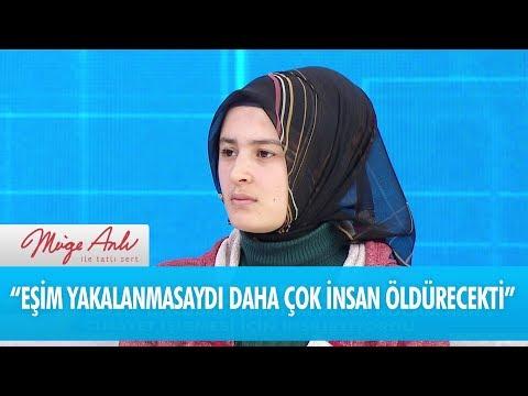 Safiye Hanım:'Eşim daha çok insan öldürecekti!' - Müge Anlı İle Tatlı Sert 19 Şubat 2018