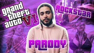 Post Malone - rockstar feat. 21 Savage PARODY! - GTA 6 Song!