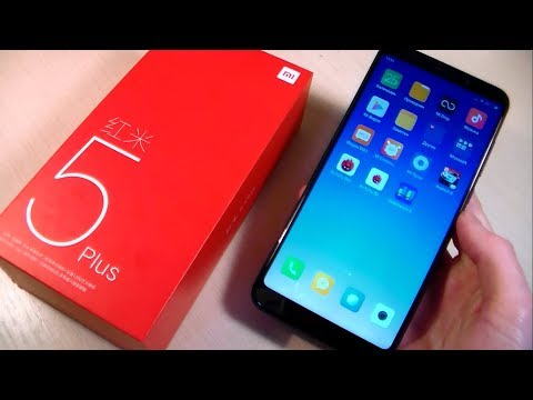 Обзор Xiaomi Redmi 5 Plus 4/64GB