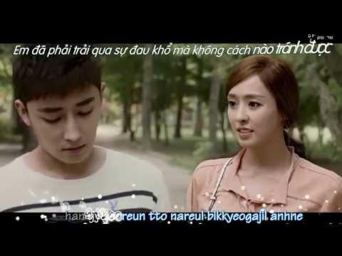 [VietSub - KARA] Davichi - Arm Pillow