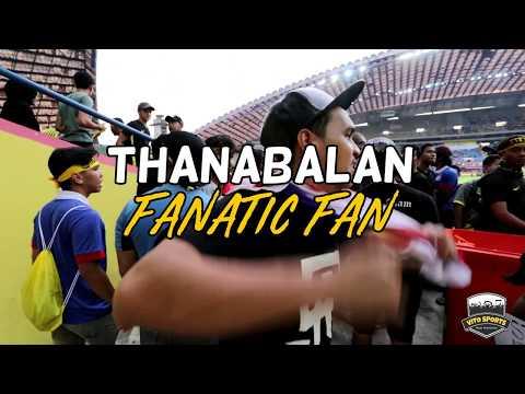 THANABALAN FANATIC FAN - Final SEA Games 2017 Kuala Lumpur - Malaysia Vs Thailand ~ VITO SPORTS