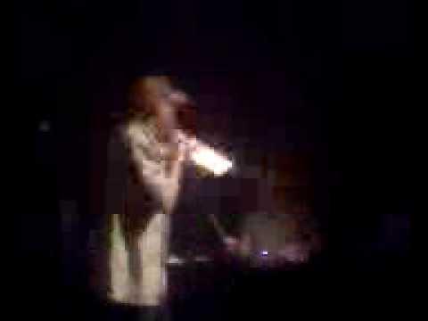freestyle Rancore + capeesh turi man in scratch live