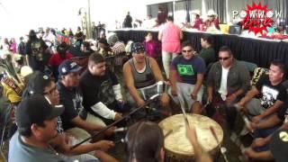 Wahpekute Teen Boy s Fancy Crow Hop Dakota Dunes Powwow 2016