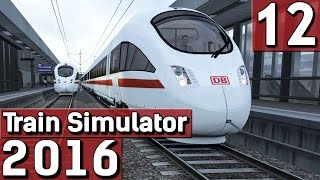 TS 2016 #12 Intercity Express 3 TD Die Zugsimulation Railworks 7 deutsch