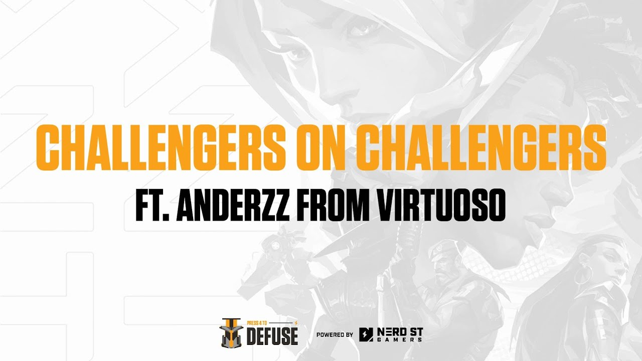 Who Challenges The Challengers   Press 4 to Defuse EP 42