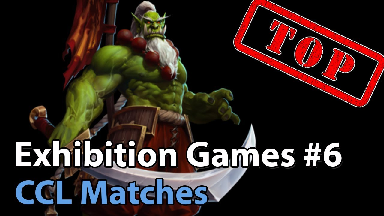 ► CCL Exhibition Matches #6 - Heroes of the Storm Esports