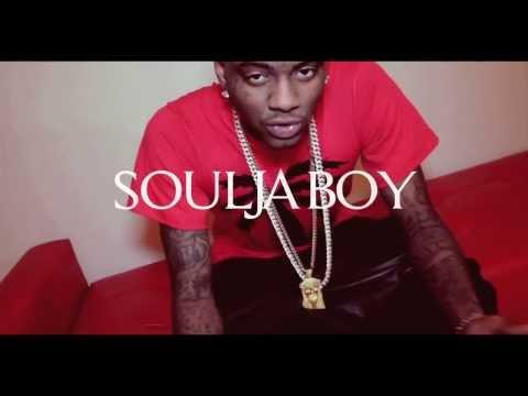 Lirik Lagu Soulja Boy - Turnin Up