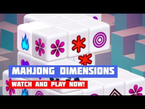 Mahjong Dimensions · Game · Gameplay