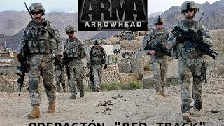 """Operación """"Red Track"""" - Regimiento 101 Arma 2:OA (Co-op gameplay) [Español]"""