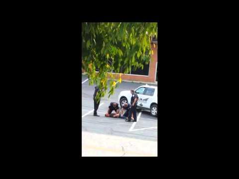 Jeffrey Bane Arrested by Westover & Granville, WV