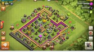 Clash of clans tip snel goud en elixer!!