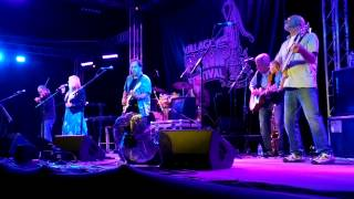 Steeleye Span - All Around My Hat at the Village Pump Festival 2013-Jul-28