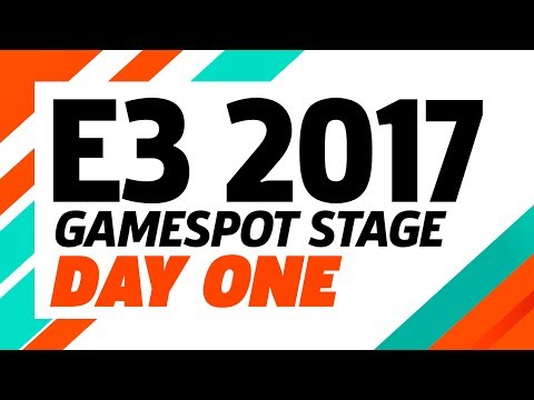E3 2017: The Biggest and Best Interviews From The Show Floor! Day 1