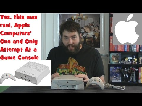 Apple Pippin - Fifth VideoGame Generation Recap - Adam Koralik