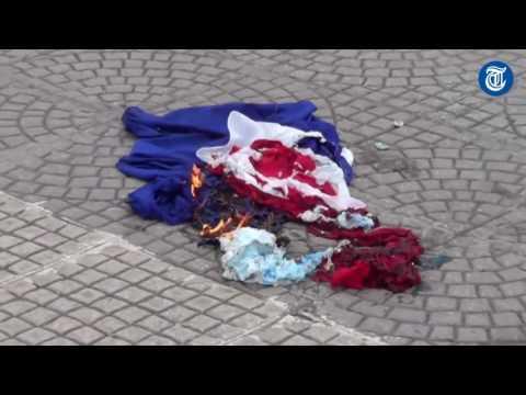 Turken snappen onze vlag niet