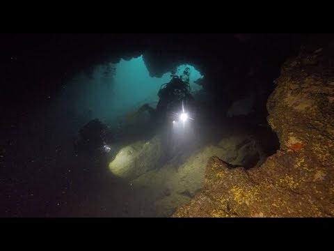 Caverne Marine D'Aroka