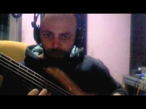 Dilaver Emirler bass solo demo