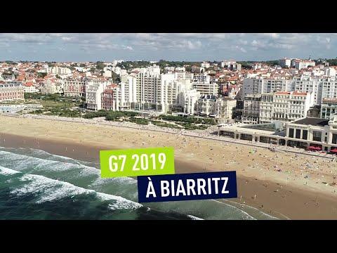 Sécurisation de l'eau potable durant le G7 à Biarritz - SUEZ France