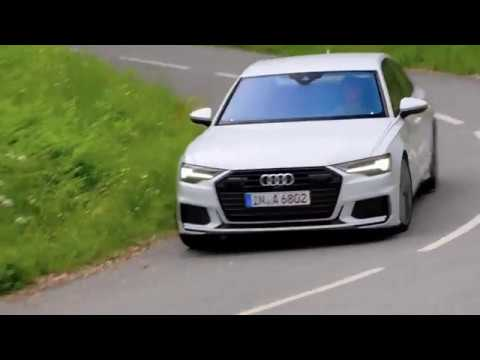 The new Audi A6 - the car of many talents in the business class
