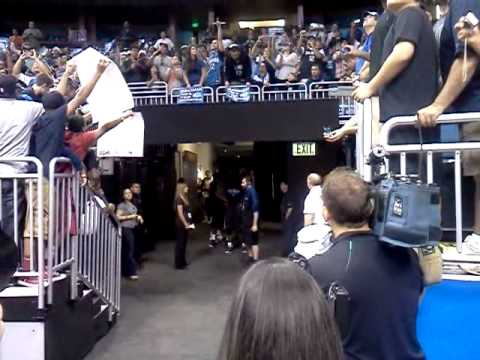 Orlando Magic 2011-2012 Open Practice