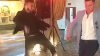 panda fx танцует на свадьбе у german el clasico