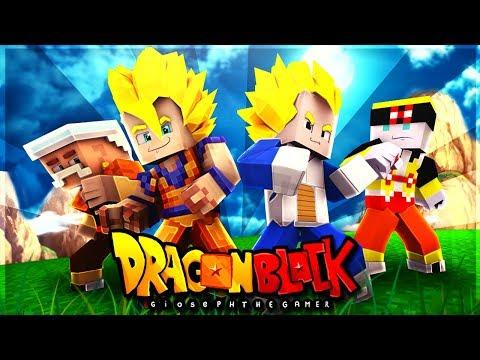 L'INCUBO dei SUPER SAIYAN su MINECRAFT DB BLOCK! Minecraft Dragon Block ITA #13 By GiosephTheGamer