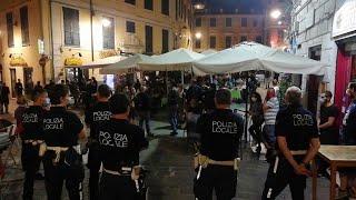Genova, la prima notte di movida: