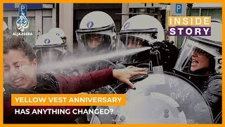 Yellow Vest Anniversary: Has anything changed?