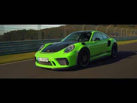 Setting another benchmark - the 911 GT3 RS at the Nürburgring-Nordschleife