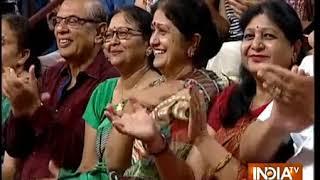 Dr ShashiTharoor in Aap Ki Adalat