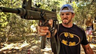 My Machine Gun Is Finally Legal!!!