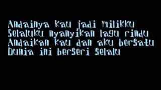 menatap matamu by aril af7 with lyrics