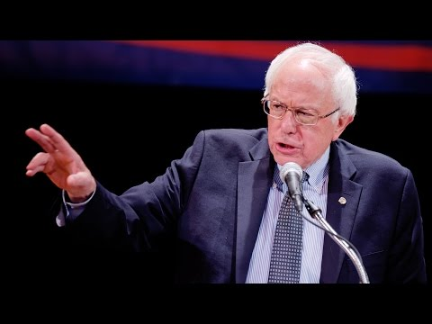 LIVE: Senator Bernie Sanders in Cambridge to Discuss