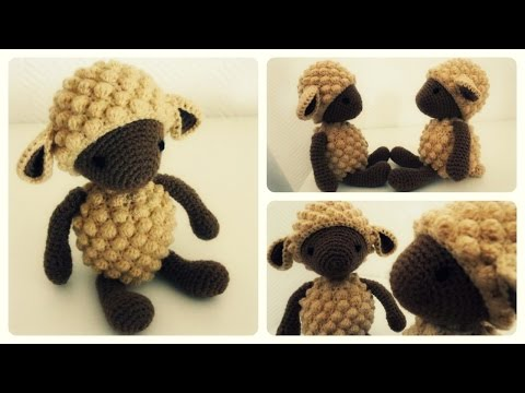 Crochet Lamb Pattern and Baby Mobile - Repeat Crafter Me   360x480