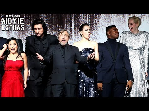 Star Wars: The Last Jedi | World Premiere