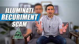 The Illuminati Tried to Recruit Me