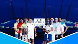 2018 Nitto ATP Finals: Live Stream Practice Court 1