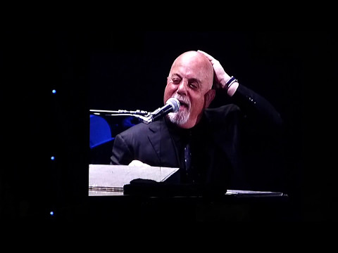 The Entertainer ~Billy Joel At Dodgers Stadium 05-13-2017