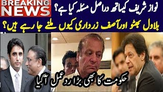 News Bulletin 5PM 9 March 2019 PM Imran Khan Action Against Nawaz Sharif Health Zardari