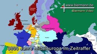 3800 Jahre Mitteleuropa im Zeitraffer