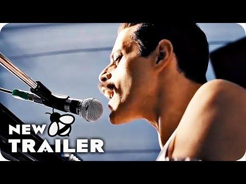 Bohemian Rhapsody Trailer 2 Teaser (2018) Rami Malek Queen Movie