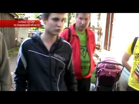 1) Убийство в Котельниче. Место происшествия 17.07.2014